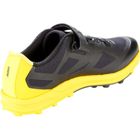 Mavic XA Pro Shoes Herre black/black/yellow mavic